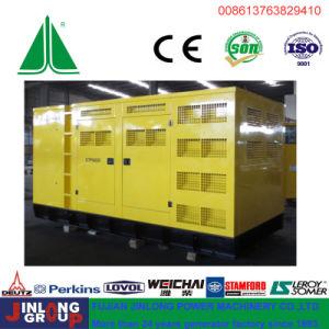 Leiser Behälter-Typ Diesel Genset China-800kVA