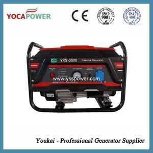 8kw 전기 가솔린 발전기 힘 전기 발전기 세트
