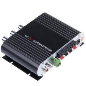 Amplificatore aus. mobile stereo domestico di deviazione standard MP3 del suono della Manica 20W X3 di dc 3 del Portable mini audio