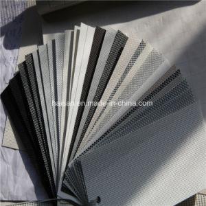 stof van de Schaduw van het Zonnescherm van het Venster van de Kleur van de Breedte van 3m de Grijze Beste Zonne