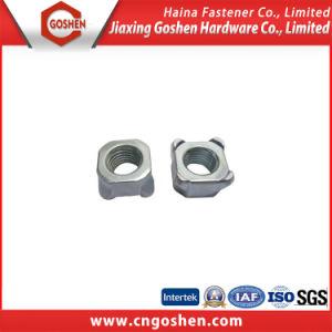 DIN928 Carré de l'écrou de soudure en acier inoxydable