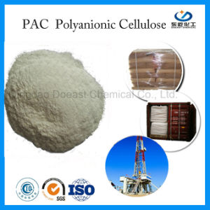 De Rang van PAC Hv (Cellulose Polyanionic) API voor het Boren van de Olie Toepassingen