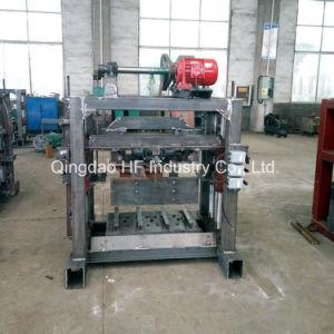 Blocchetto concreto del mattone pieno di vibrazione manuale Qt4-40 che fa macchina