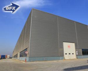 Prefabricados de estructura de acero de bajo coste/Edificio Industrial arrojar bodega/Almacén de la estructura de acero