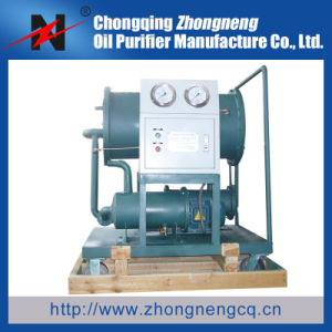 Sistema de Desidratação do óleo de lubrificação Coalescence-Separation