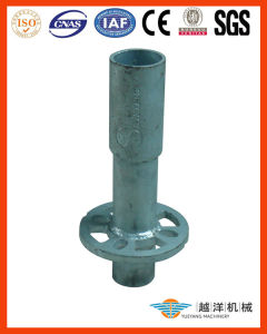 Sistema de andaimes Ringlock para colar de Base com qualidade superior