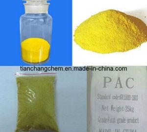Het chemische PolyChloride PAC van het Aluminium voor drinkt Water
