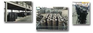 공장에 의하여 주문을 받아서 만들어지는 고압 스테인리스 펌프 수직 다단식 물 원심 펌프