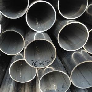 Tubo Polished dell'acciaio inossidabile con l'alta qualità