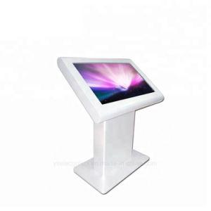 Van Yashi de Kiosk Van verschillende media LCD van het Scherm van de Aanraking van 21.5 Duim de Kiosk van de Tablet