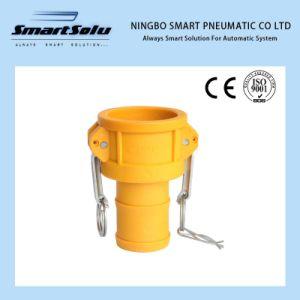 Accoppiamento di nylon rinforzato con vetro del Camlock di alta qualità 3  (tipo C)
