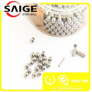 AISI52100 G100 de 5mm magnético de molienda de bolas de acero de metal