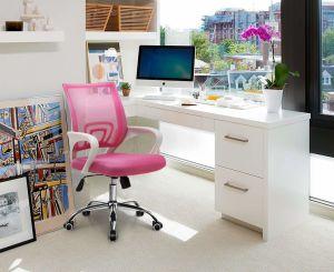 Moda Midback Home Equipo de oficina sillas de malla (LS-06PK)