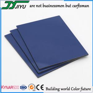 PVDF irrompible recubierto de Panel Compuesto de Aluminio