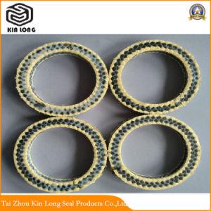 Fibra de aramida; Anel de embalagem de PTFE/Rami/carbono/Aramida,/Anel de vedação de glândula de grafite;