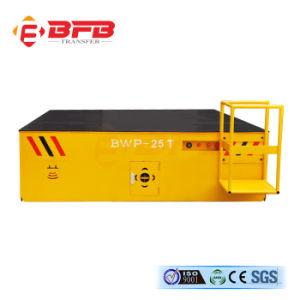 Электрическим приводом для тяжелого режима работы транспортного на цементной поверхности пола