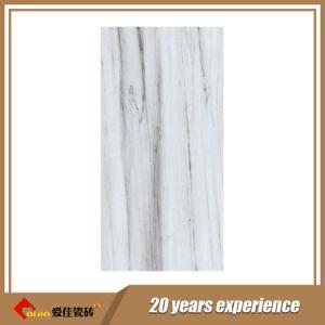Calacatta中国(PD1620101P/PD1620102P)の完全なボディ大理石の床タイル