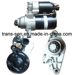 1.0Kw/12V 10t motor de arranque de Bosch para Audi, Volkswagen (0-001-120-406 LRS01675)