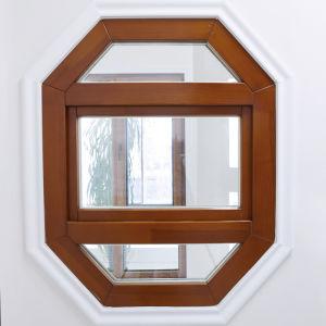 Высококачественный алюминиевый клад дерева наклона и поворота окна