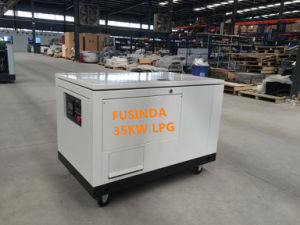 予備発電の発電機のための電気生成装置