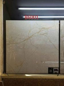 Польностью отполированная застекленная мраморный плитка экземпляра для домашнего украшения 60X60