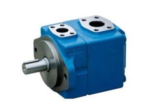 Pompa idraulica della pompa di olio della pompa a palette alta Oressure Pvl2-33-F-F-2-R-D
