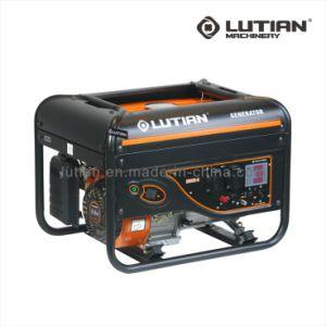 2.0-2.8kw Portable generador de gasolina con motor de arranque