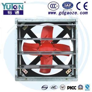 Yuton ventilador de ventilación de alta calidad con el obturador