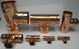 De Montage van de Pers van het Koper van het T-stuk van de Ring van het soldeersel voor Het systeem van de Airconditioner