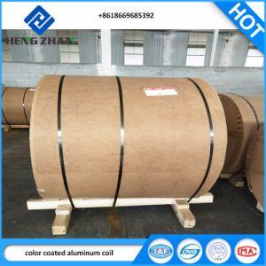 Usine directe PE/PVDF bobine en aluminium à revêtement de couleur pour la décoration et de la construction