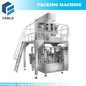Machine van de Verpakking van de Zak van het Voedsel van de korrel de Stevige Roterende (fa8-200-s)