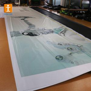 旗を広告する耐久の品質のビニールの旗PVC屈曲の旗(TJ-54)