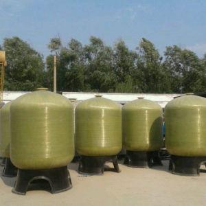 Стекловолоконные FRP резервуар для воды под давлением