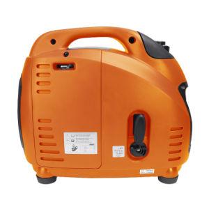 Reserva de potencia portátil 1.2kVA onda sinusoidal pura gasolina generador Inverter