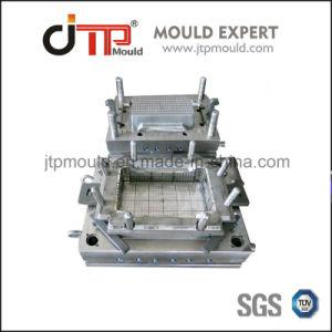 Stampaggio ad iniezione di plastica della muffa della gabbia di plastica