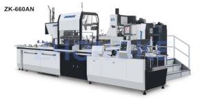 Volledige Automatische Doos die Machine (zk-660AN) maakt