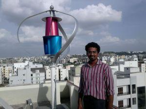600W24V/48V Maglev Wind generador solar para uso doméstico