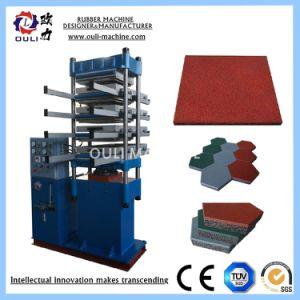 絶妙な技量のスポーツ用品のためのゴム製床の出版物機械