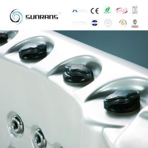 Nuova STAZIONE TERMALE della vasca calda di disegno 2017 con il sistema della balboa, coperchi, filtro diretto (SR829)