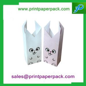Imprimé personnalisé Pop corn mignon petit sac de poissons d'autres confiseries sac de papier