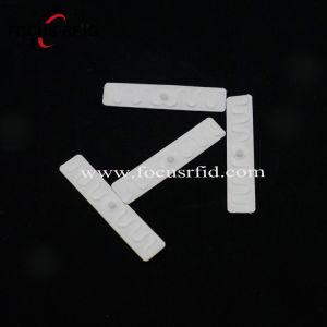 RFID UHF 직물에 의하여 길쌈되는 직물 물자 RFID 세탁물 꼬리표