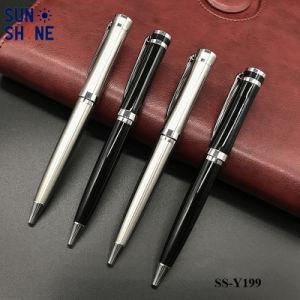 도매 부피는 펜 금속 선물 볼펜을 새긴다