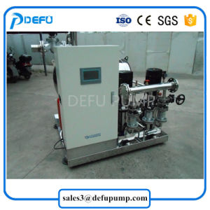 Sistema de suministro de agua de la familia conjunto de la bomba de cebado de bomba de agua de alimentación de calderas
