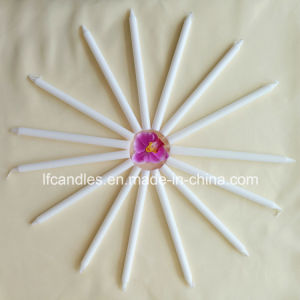 19gms, 21gms, weiße Kerze 22gms mit Zellophan-Satz für Westafrika-Markt