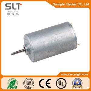Micro motor DC de cepillado para electrodomésticos