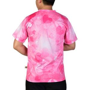 Healong 신선한 디자인 셔츠 승화 주문 재미있은 t-셔츠