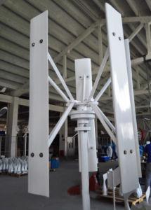 generatore verticale di energia eolica della turbina di vento di 3kw 96V/120V/