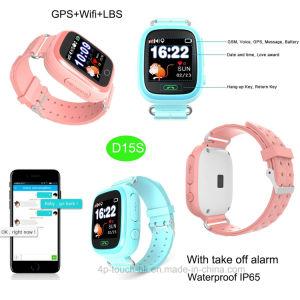 1.3 het ' Kleurrijke GPS van het Scherm Horloge van de Drijver met IP67 Waterdichte D15s