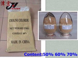 Dierlijke Vitamine 4 van het Gebruik het Chloride van de Choline (C5H14ClNO)