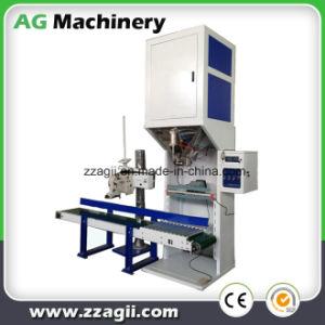 Dispositivo per l'impaccettamento del sacchetto di rifornimento della macchina del grano automatico del fertilizzante